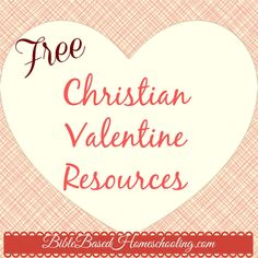 valentine's day bible activities