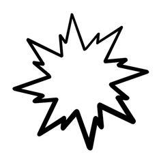 starburst black white clipart clipart pinterest clip art and rh pinterest com