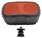 Ecoxgear - Ecorox Waterproof Bluetooth Speaker - Orange