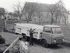 Gamme basse Renault - Saviem: les petits camions qui se sentent bien partout! -Fondation Berliet