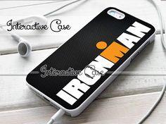 Ironman Triathlon  iPhone 4/4s/5/5s/5c Case  by InteractiveCase, $15.50