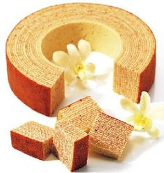 Baumkuchen Cake Recipe - The King of Cakes   Quick Healthy Cake Recipe - How to make Baumkuchen Cake