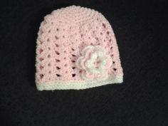 Child crochet hat