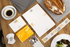 Na Lato (brand identity) by Jan Dudzik, via Behance