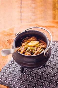 Potjiekos is a great traditional throughout South Africa. But the best potjie is made from Karoo lamb with a little bit of Mrs Balls Chutney add. Slowly cooked on an open fire, time for the family to relax & enjoy!