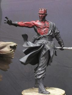 Darth Maul by Sideshow Collectibles - 2012 SDCC  #starwars #darthmaul #sideshowcollectibles #sdcc