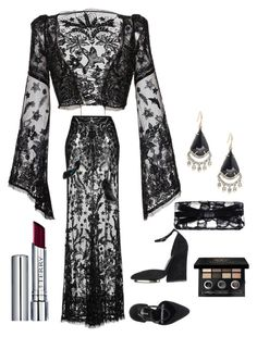 """Untitled #3815"" by kotnourka ❤ liked on Polyvore featuring Roberto Cavalli, Chanel, Alexis Bittar, By Terry and Bobbi Brown Cosmetics"
