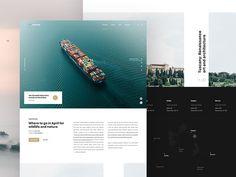 Traveler by Andrew Baygulov #Design Popular #Dribbble #shots