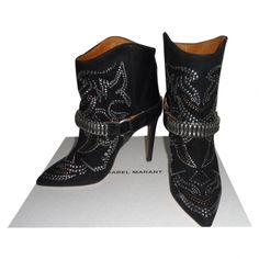 #IsabelMarant #boots #milwauke #VestiaireCollective #it
