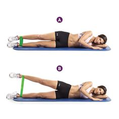 5 Trainers' Top Exercises For Tightening And Toning Your Inner Thighs - Fitness - HoMe Fitness Home, Fitness Tips, Inner Thight Workout, Inner Leg Workouts, Inner Thigh Toning, Melissa Bender, Tone Thighs, Fat Thighs, Thigh Exercises
