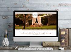 Située au coeur de la campagne provençale, La Grange de Camp-Long accueille des réceptions toute l'année. Afin de mettre en valeur ce bel endroit, Audrey et Bruno Gassier avaient besoin d'un site internet. Découvrez-le ici : http://www.location-de-salle-13.fr !