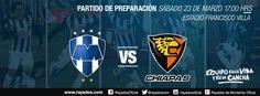 Partido de preparación (Fecha #FIFA) #Rayados vs. Jaguares  Sábado 23 de marzo a las 17:00hrs en #Zacatecas  http://www.rayados.com/home/articulo/1263427/Rayados+enfrentara+a+Jaguares+en+Zacatecas.htm #Futbol #Soccer #Sports #Deportes