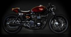 Triumph Bonneville - This would be awesome other bike
