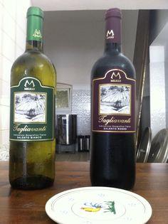 Vino Bianco e Rosso - Azienda Agricola Melillo
