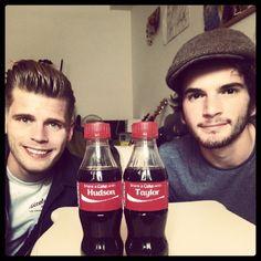 Hudson Taylor, Share A Coke, Drink Bottles