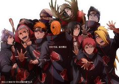 This HD wallpaper is about Naruto Akatsuki wallpaper, Anime, Akatsuki (Naruto), Deidara (Naruto), Original wallpaper dimensions is file size is Naruto Shippuden Sasuke, Naruto Kakashi, Anime Naruto, Naruto Chibi, Pain Naruto, Gaara, Sasuke Sakura, Naruto Wallpaper, Wallpaper Naruto Shippuden