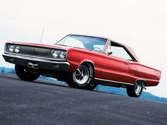 What a monster!! 1967 Dodge Coronet RT Hemi was probably the best muscle car from the Golden Era.