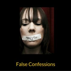 False Confession Day False Confession Day is celebrated on November of each year. False Confession Day is said to be a day whe. Forensic Psychology, Forensic Science, False Confessions, Psychiatric Nursing, Law And Justice, Legal System, Criminology, Never Stop Learning, Psychiatry