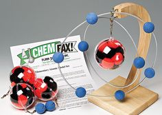 With the Atomic Model Nuclei Set expansion for the Elementary Atomic Model Set, help students understand the relative positions of electrons, protons and neutrons in a multitude of atoms. Chemistry Projects, Chemistry Lessons, Chemistry Experiments, Science Lessons, Science Education, Science Projects, School Projects, Physical Science, Science Fun