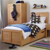 Salisbury Children's Storage Bed