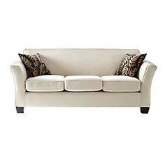 WholeHome CANADA (TM/MC)) U0027Norrisu0027 Collection Condo Size Sofa · Living Room  SofaLeather SofasOnline ... Part 87