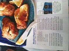 Popover recipe