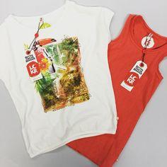 Maat 122 van LCKR: shirt 7,50 en topje 5 euro! Bij Kleertjesdoos