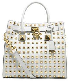 83f68bd15 Bolsa Michael Kors Branca MK3058 Moda Para Mujer, Bolsos De Diseño,  Carteras Y Bolsos