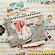DPNY files *Pink Paislee* - Scrapbook.com