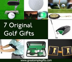 The 7 best and Unique Golf Ideas that you would not have come up with :)