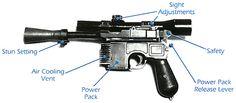 BlasTech Industris DL-44 schematics