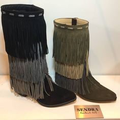 Fringe obssesion. #SENDRA #sendraboots #highquality #handmadeboots #madeinspain #loveboots #fashionboots #fashion #design #trend #look #awesome #amazing #authentic #picoftheday #bestoftheday #photooftheday