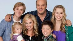 Good Luck Charlie on Disney Channel! Ironically one of my favorite shoes even when the kids aren't home! Lol