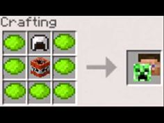 My Minecraft Crafting Ideas