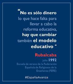 Modelo educativo Rubalcaba #DEN2014