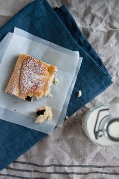 Poppy Seeds Pie