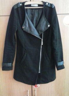 Leather Jacket, Jackets, Fashion, Catalog, Studded Leather Jacket, Moda, Fashion Styles, Leather Jackets, Fashion Illustrations