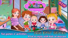 Baby Hazel Daycare Best Baby Games || Baby Hazel Game Play Video https://youtu.be/8c07VQ1l3Yo