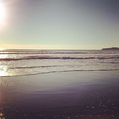 No better way to ring in the new year then with a beach day! #2013   @designconundrum