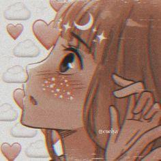 Anime Neko, Kawaii Anime Girl, Anime Art Girl, Cute Anime Wallpaper, Cute Cartoon Wallpapers, Animes Wallpapers, Couples Anime, Anime Couples Drawings, Cute Anime Profile Pictures