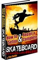 """https://www.smartebookshop.com/book/detail/setup-and-repair-a-complete-skateboard. Your Ultimate Skateboarding Guide! It is that time of year again. The weather is drawing us outdoors and you kids are probably making noises about a new skateboard. They just don't seem to understand that money doesn't grow on trees! Unless you own an orchard but that is another story. Did you experience """"sticker shock"""" the first time your son or daughter took you to buy them a skateboard? Heck, maybe you were…"""