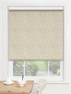 Choices Simply Linen Roller Blind from Blinds 2go