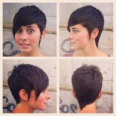 Surprising Pinterest The World39S Catalog Of Ideas Short Hairstyles For Black Women Fulllsitofus