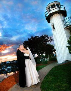 Wedding at Danversport Yacht Club   Wedding Venues North of Boston on the Water