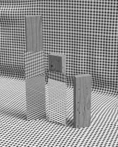 Interesting use of mirrors and pattern. INTERFACING | ZACHARY NORMAN — Patternity