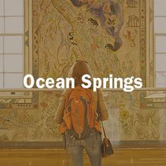 With more than 200 independent shops, galleries, restaurants and nightlife, the . Ocean Springs Mississippi, Natchez Trace, Gulf Of Mexico, Nightlife Travel, White Sand Beach, Plan Your Trip, Small Towns, Night Life, Places To See