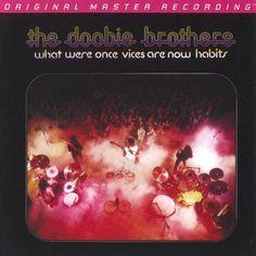 Los Doobie Brothers - lo que antes eran vicios son ahora Hábitos (1974) [2012 SACD]