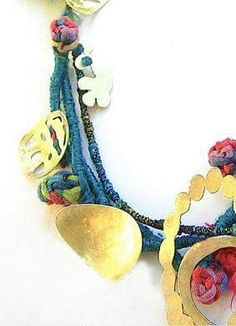 Bracelet Fili, Jewelry Making, Jewellery, Bracelets, How To Make, Atelier, Necklaces, Gray, Jewels