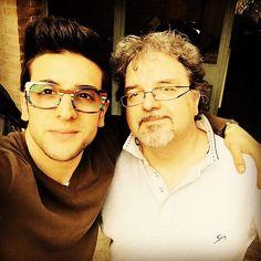 #Repost from @giordanomazzi with @ig_saveapp. Il mio amico Piero ... #ilvolo #pierobarone