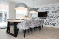 BY STUCRO   WandStyling   Interieur Design.  www.stucro.nl